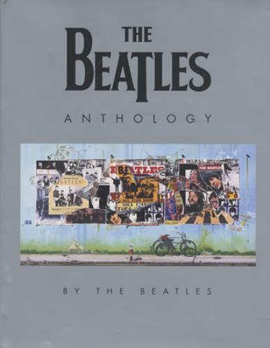 The Beatles The Beatles Anthology - Sealed book UK BTLBKTH375649