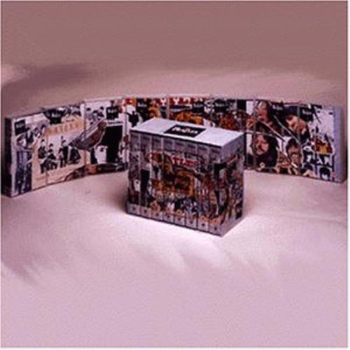 The Beatles The Beatles Anthology box set German BTLBXTH243267