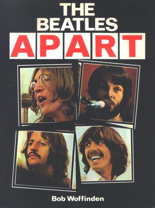 The Beatles The Beatles Apart book UK BTLBKTH163821