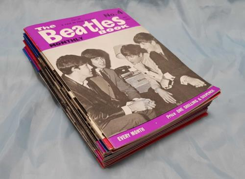 The Beatles The Beatles Book - 1st Issue -18 Magazines magazine UK BTLMATH624096