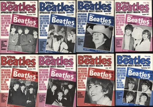 The Beatles The Beatles Book - 2nd - 31 Issues magazine UK BTLMATH736578