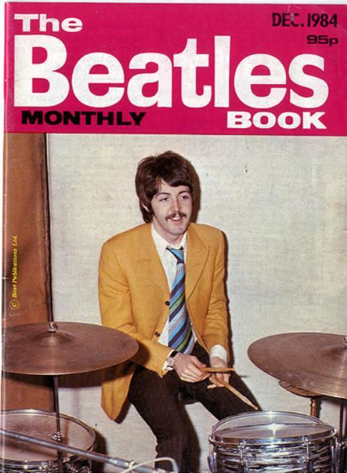 The Beatles The Beatles Book No. 104 magazine UK BTLMATH594029