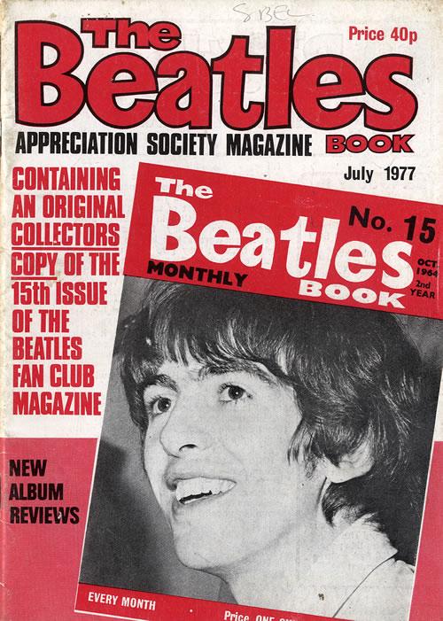 The Beatles The Beatles Book No. 15 - 2nd magazine UK BTLMATH593686