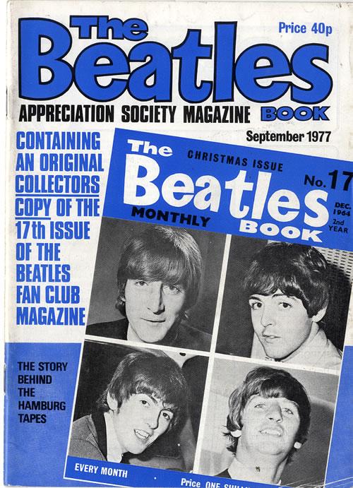 The Beatles The Beatles Book No. 17 - 2nd magazine UK BTLMATH593687