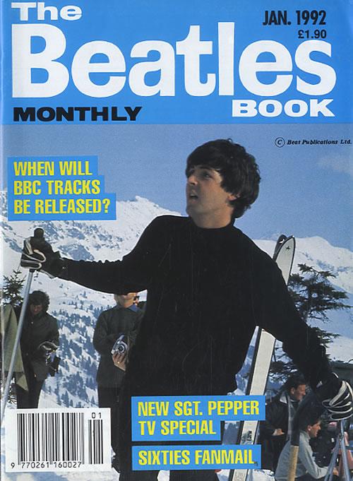 The Beatles The Beatles Book No. 189 magazine UK BTLMATH593451