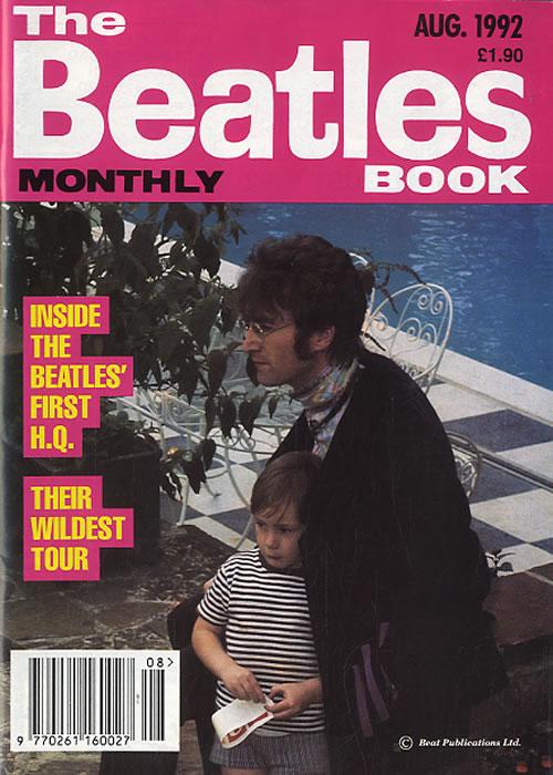 The Beatles The Beatles Book No. 196 magazine UK BTLMATH593444