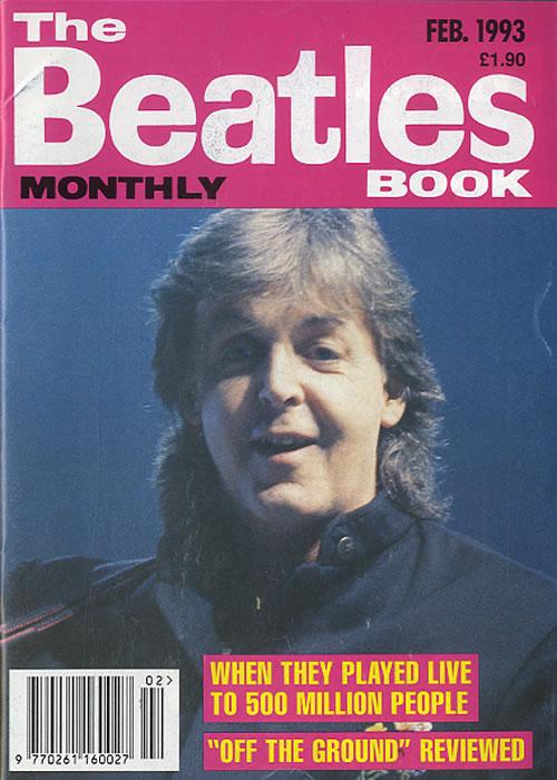 The Beatles The Beatles Book No. 202 magazine UK BTLMATH593442