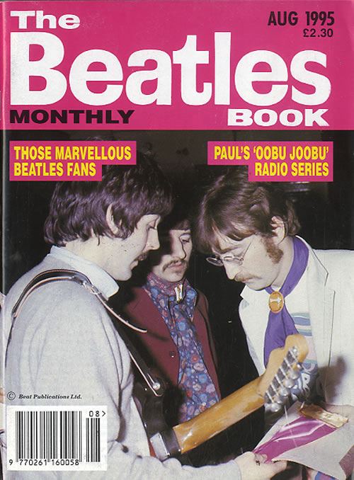 The Beatles The Beatles Book No. 232 magazine UK BTLMATH593435