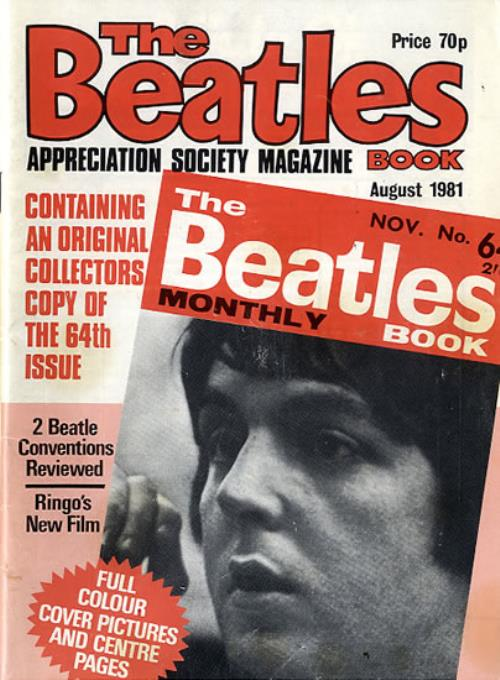 The Beatles The Beatles Book No. 64 - 2nd magazine UK BTLMATH593990