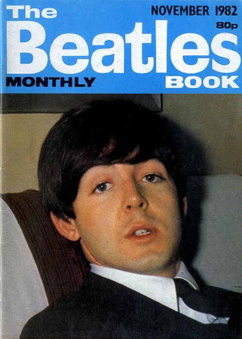 The Beatles The Beatles Book No. 79 magazine UK BTLMATH594006