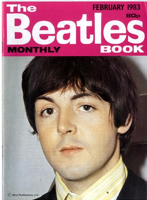 The Beatles The Beatles Book No. 82 magazine UK BTLMATH594009
