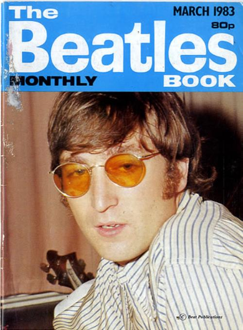 The Beatles The Beatles Book No. 83 magazine UK BTLMATH594010