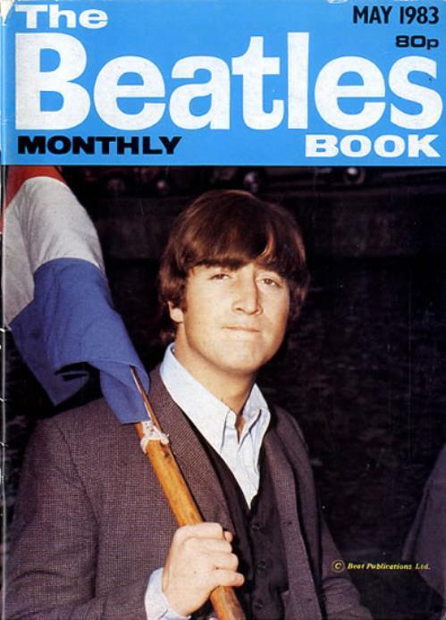 The Beatles The Beatles Book No. 85 magazine UK BTLMATH594012