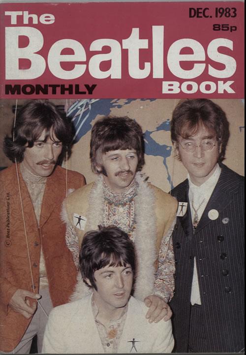 The Beatles The Beatles Book No. 92 magazine UK BTLMATH625957