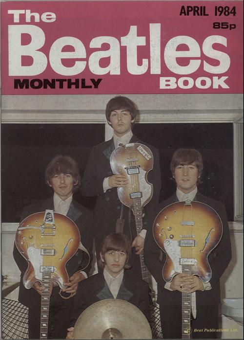 The Beatles The Beatles Book No. 96 magazine UK BTLMATH625959