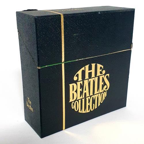 "The Beatles The Beatles Collection + Insert - EX 7"" box set UK BTL7XTH292599"