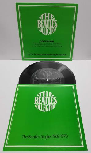 "The Beatles The Beatles Collection + Inserts 7"" box set UK BTL7XTH117200"