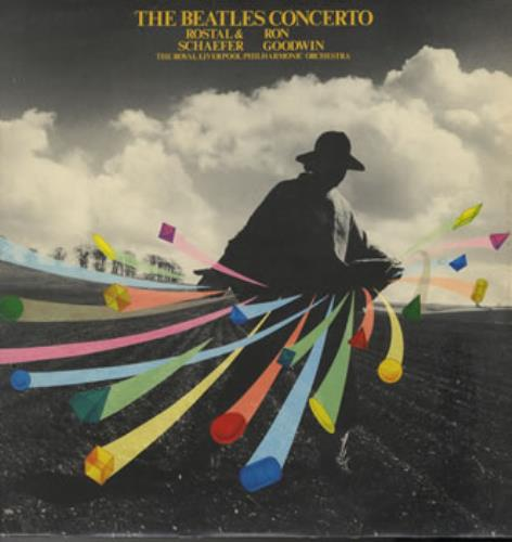 The Beatles The Beatles Concerto vinyl LP album (LP record) UK BTLLPTH384737