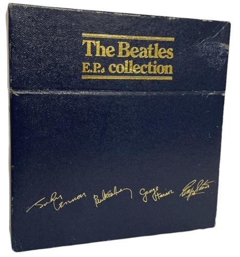 "The Beatles The Beatles E.P. Collection - EX box 7"" box set UK BTL7XTH313368"
