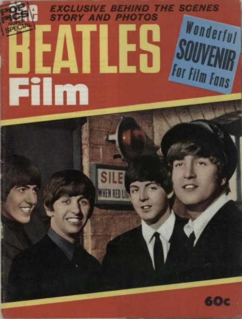 The Beatles The Beatles Film: Pop Pics Super Special magazine UK BTLMATH628699