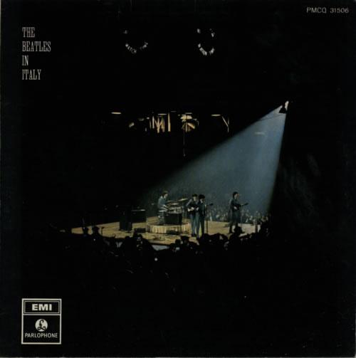 The Beatles The Beatles In Italy - 3rd Issue vinyl LP album (LP record) Italian BTLLPTH344142