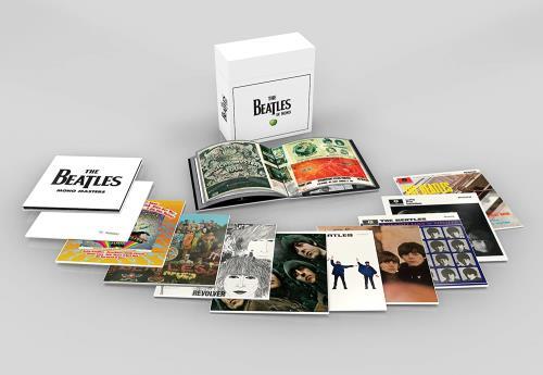The Beatles The Beatles In Mono - 180gm Vinyl Box Set Vinyl Box Set UK BTLVXTH610872