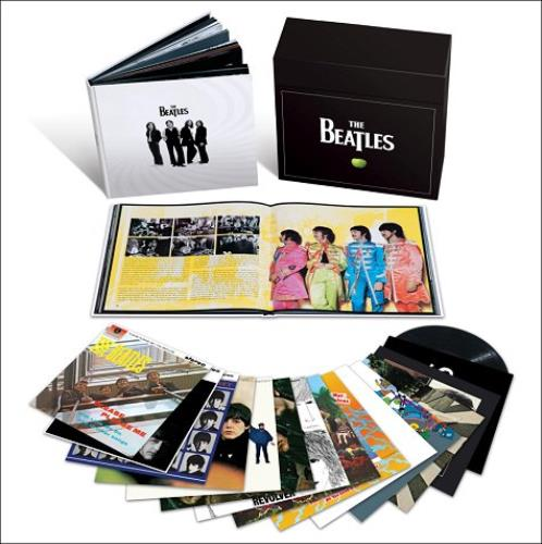 The Beatles The Beatles In Stereo Vinyl Box Set UK BTLLPTH574084