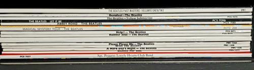 The Beatles The Beatles Ultimate Collection box set UK BTLBXTH664541