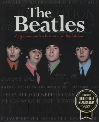 8e8216c24db6 THE BEATLES The Beatles: All You Ever Wanted To Know About The Fab Four  (2015 UK 176-page 11