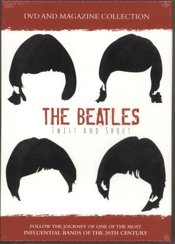 The Beatles The Beatles: Twist And Shout + Magazine - Sealed DVD UK BTLDDTH710515
