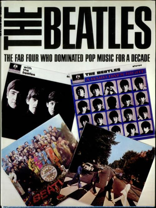 The Beatles The Beatles book UK BTLBKTH509542