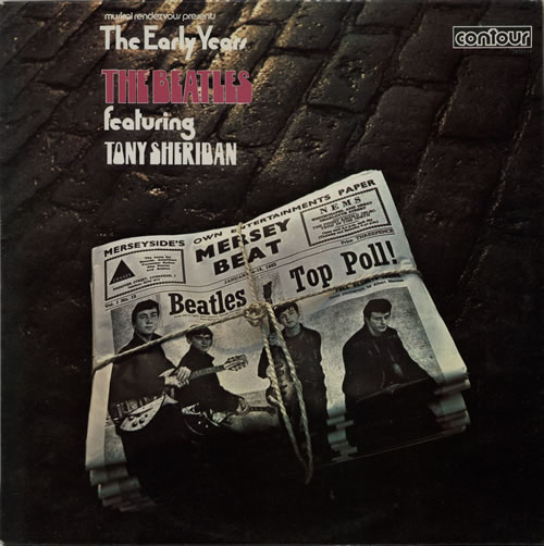 The Beatles The Early Years - Cobblestones Sleeve vinyl LP album (LP record) UK BTLLPTH114823