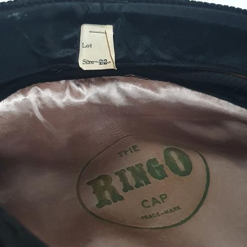 The Beatles The Ringo Cap - Black hat US BTLHATH648402