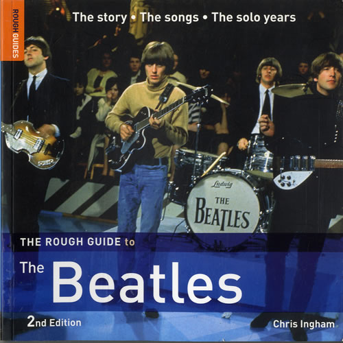 The Beatles The Rough Guide To The Beatles - 2nd Edition book UK BTLBKTH551207