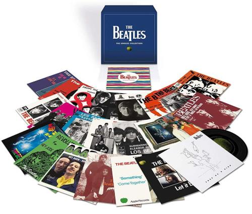 "The Beatles The Singles Collection - Sealed in Box 7"" box set UK BTL7XTH734079"