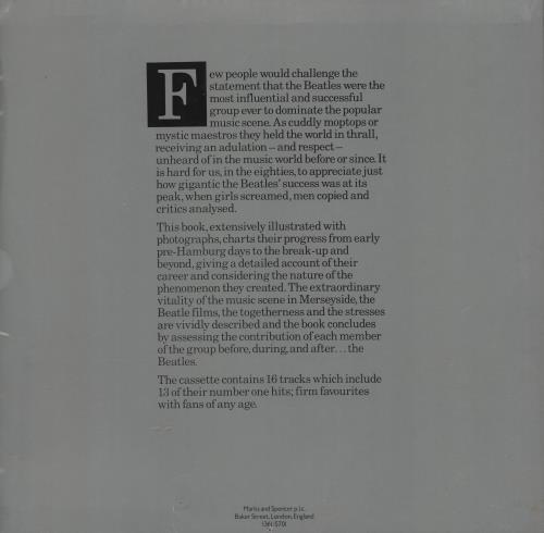 The Beatles The Story & The Music box set UK BTLBXTH759649
