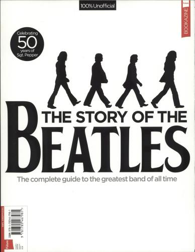 The Beatles The Story Of The Beatles [Fourth Edition] magazine UK BTLMATH692963