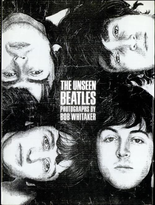 The Beatles The Unseen Beatles book UK BTLBKTH508639