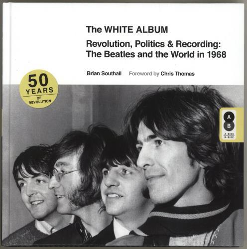 The Beatles The White Album book UK BTLBKTH717171