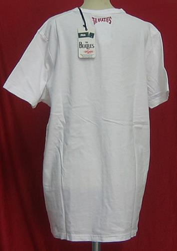 The Beatles Ticket To Ride T-Shirt - Large t-shirt UK BTLTSTI395227