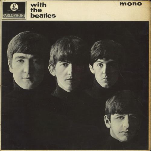 The Beatles With The Beatles - 2nd - Gotta - VG vinyl LP album (LP record) UK BTLLPWI578166