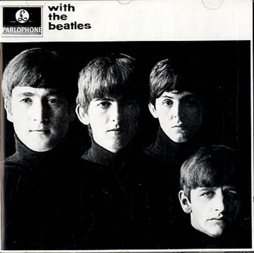 The Beatles With The Beatles CD album (CDLP) Dutch BTLCDWI588652