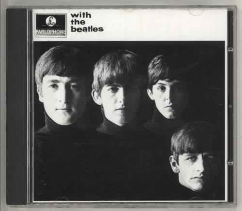 The Beatles With The Beatles CD album (CDLP) Dutch BTLCDWI654979
