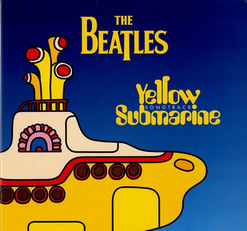 The Beatles Yellow Submarine Songtrack - Sealed vinyl LP album (LP record) UK BTLLPYE551926