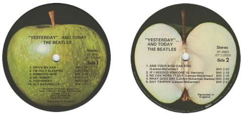 The Beatles Yesterday And Today
