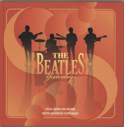The Beatles Yesterdays DVD UK BTLDDYE690042