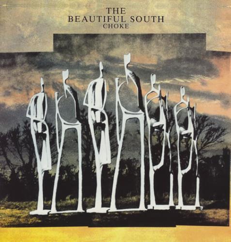 The Beautiful South Choke - Titles To Top vinyl LP album (LP record) UK BSOLPCH230277