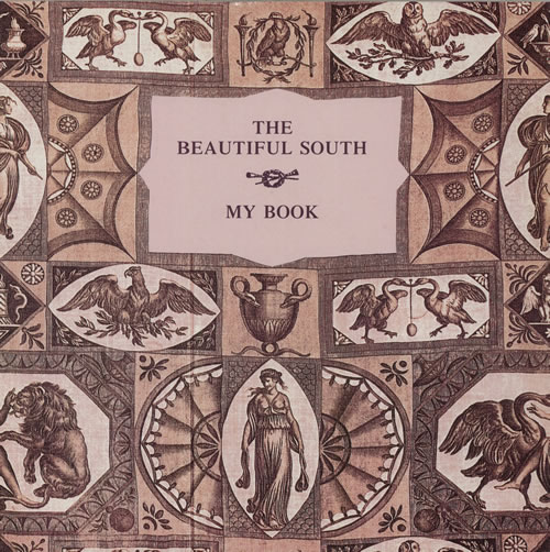 """The Beautiful South My Book 12"""" vinyl single (12 inch record / Maxi-single) UK BSO12MY51279"""