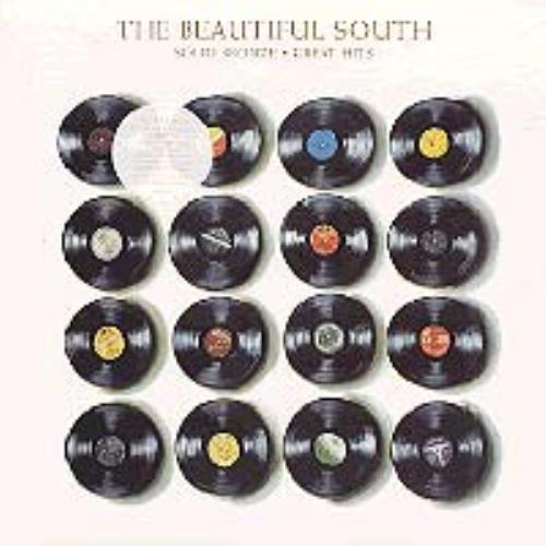 The Beautiful South Solid Bronze: Greatest Hits 2-LP vinyl record set (Double Album) European BSO2LSO203464
