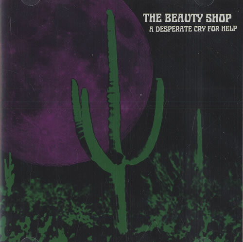 """The Beauty Shop A Desperate Cry For Help CD single (CD5 / 5"""") UK TUAC5AD476140"""